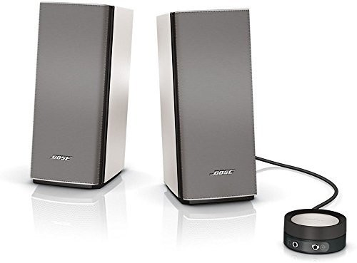 Bose Companion 20 multimedia speaker system PCスピーカー シルバー【国内正規品】