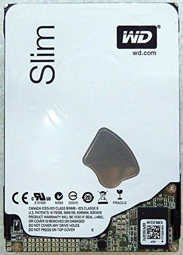 Western Digital 16GB NANDキャッシュ搭載 2.5インチ 750GB SSHD