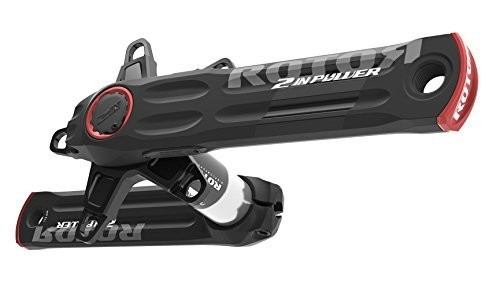ROTOR 2INpower Road Cranks Power Meter - Compact 110 PCD