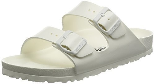 BIRKENSTOCK ARIZONA-WHITE