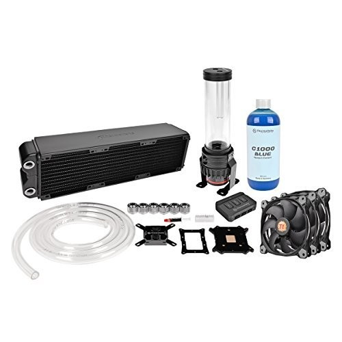 Thermaltake Pacific RL360 D5 water cooling kit
