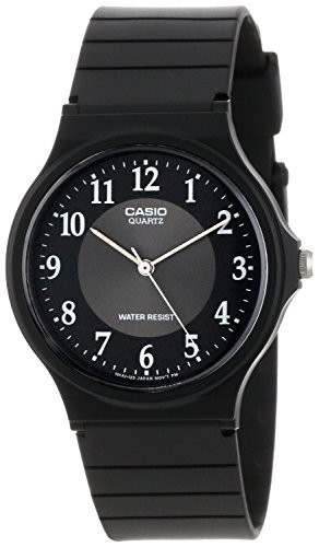 CASIO BASIC ANALOGUE MQ-24-1B3LCK