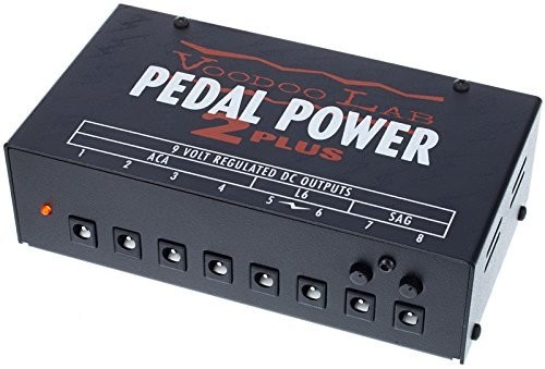 VooDoo LAB PEDAL POWER 2PLUS