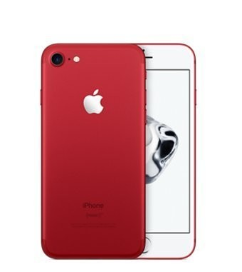 Apple iPhone7 128GB A1779 レッド