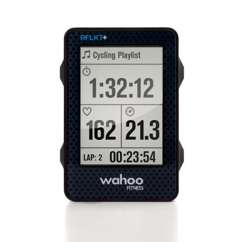 Wahoo Fitness サイクルコンピュータ RFLKT+ for iPhone (Bluetooth SMART / ANT+対応) WAF-PH-000013