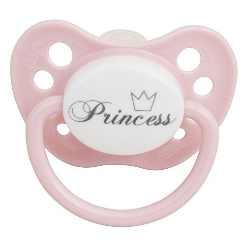 LITTLE MICO PACIFIER おしゃぶり PRINCESS