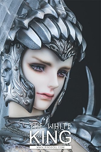 The White King  [RING DOLL]【球体関節人形】