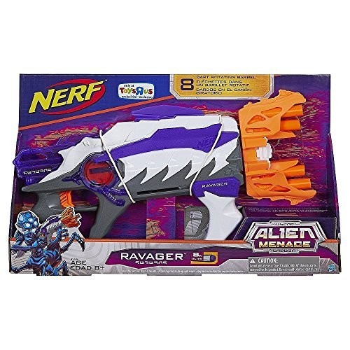 NERF Alien Menace Ravager Blaster