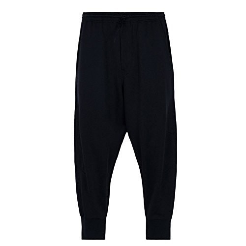 Y-3 3-STRIPES TRACK PANTS BLACK