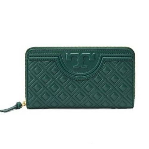 (トリーバーチ) TORYBURCH 財布 長財布 FLEMING ZIP CONTINENTAL WALLET レザー